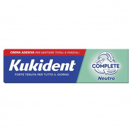 Kukident Complete Neutro crema adesiva per protesi dentarie 47 g
