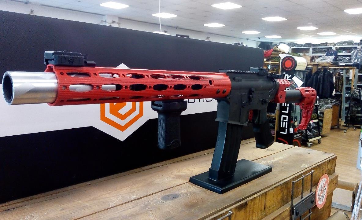 M4 Custom Speed soft RED