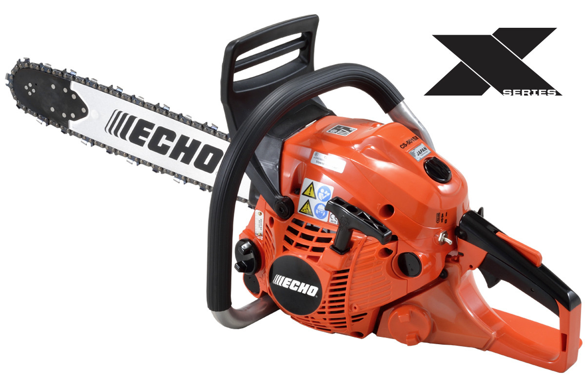 MOTOSEGA ECHO CS501SX