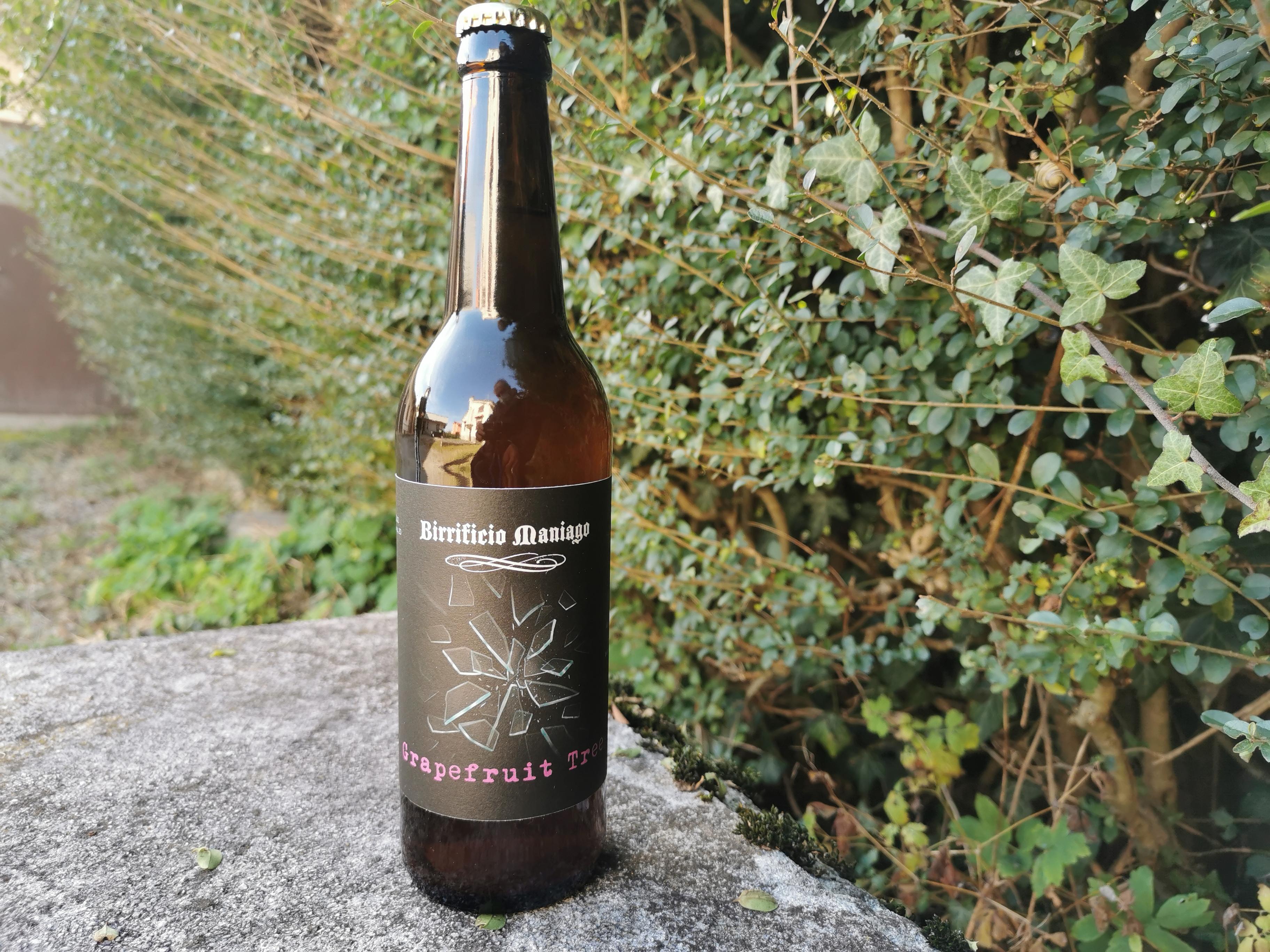 GRAPEFRUIT TREE - Birrificio di Maniago - Bottiglia da 0.5 L
