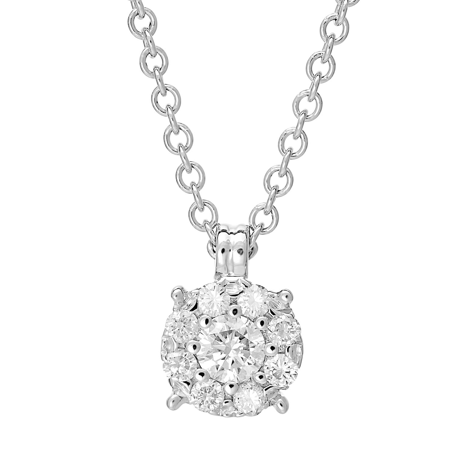 World Diamond Group, GIROCOLLO PUNTO LUCE CERCHIO DI LUCE