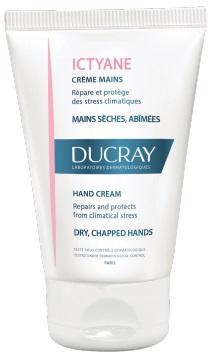 Ducray Ictyane crema mani