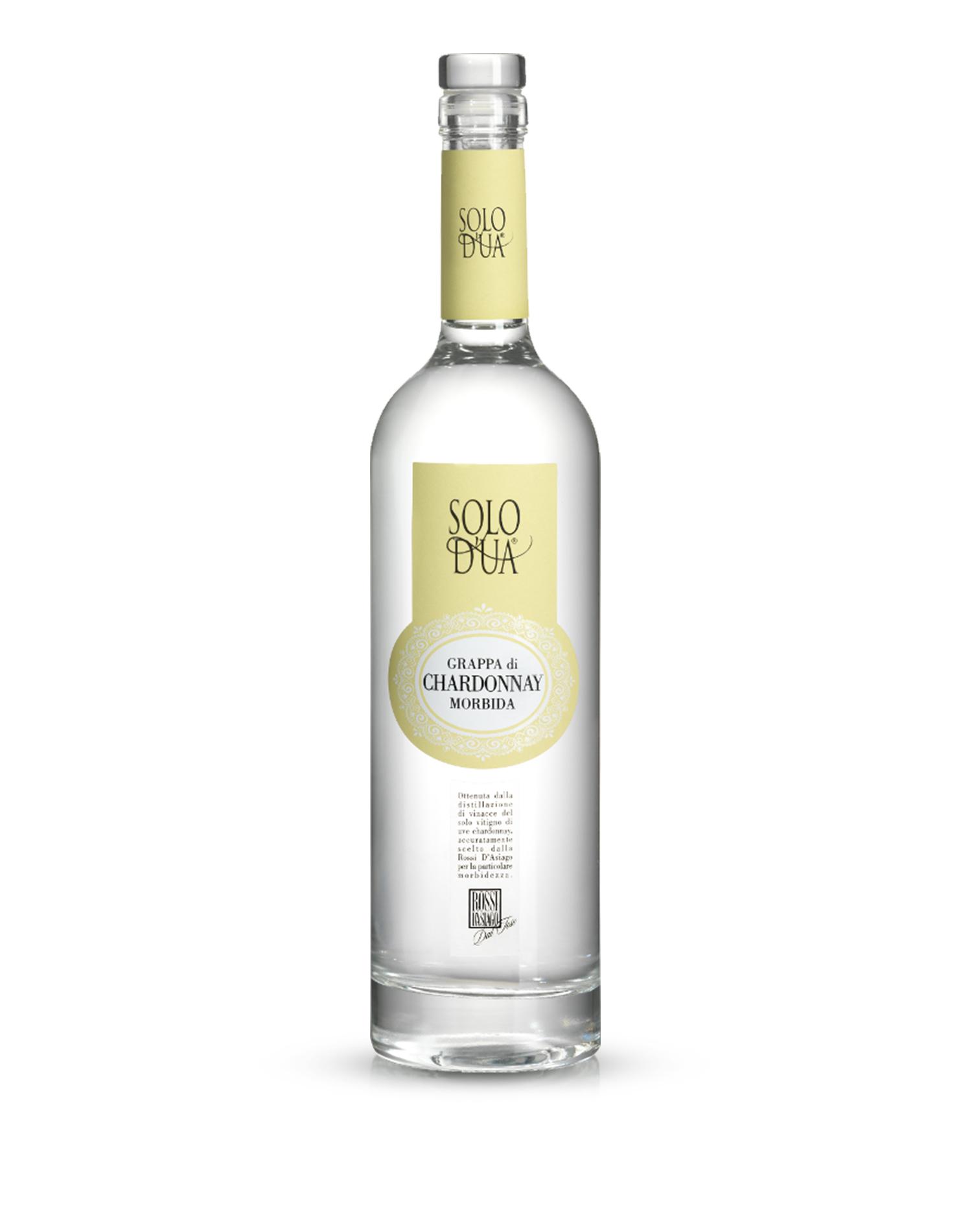 Solo d'Ua Grappa di Chardonnay