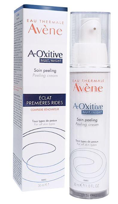 Avène A-Oxitive nuit soin peeling- Trattamento Peeling Cosmetico Notte
