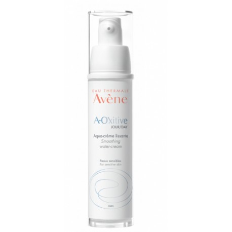 Avène A-oxitive jour aqua-crème lissante- acqua crema levigante- luminosità, prime rughe