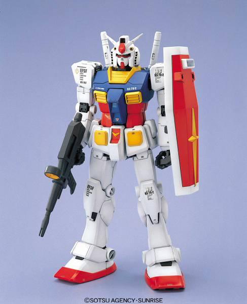 *PREORDER* Model Kit Gundam: PG GUNDAM RX-78-2 1/60 by Bandai