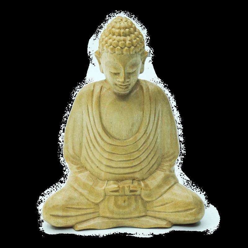 Statuetta Legno Suar