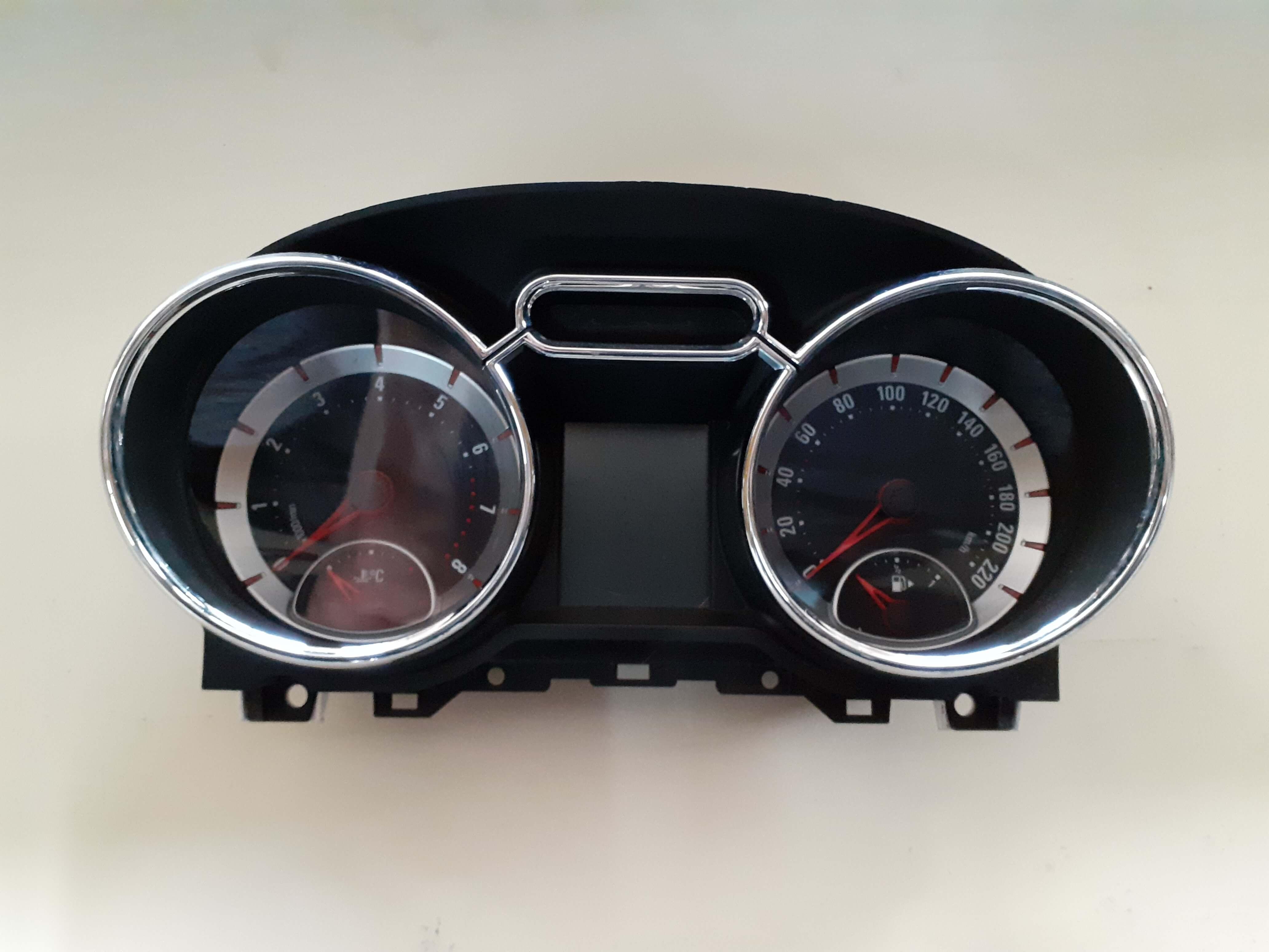Quadro strum. usato Opel Adam 2012> 1.2 cod. 13433294