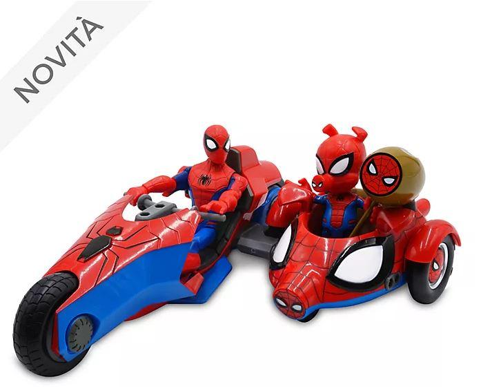 Action figure Marvel Toybox: Spider-Man e Spider-Ham by Disney