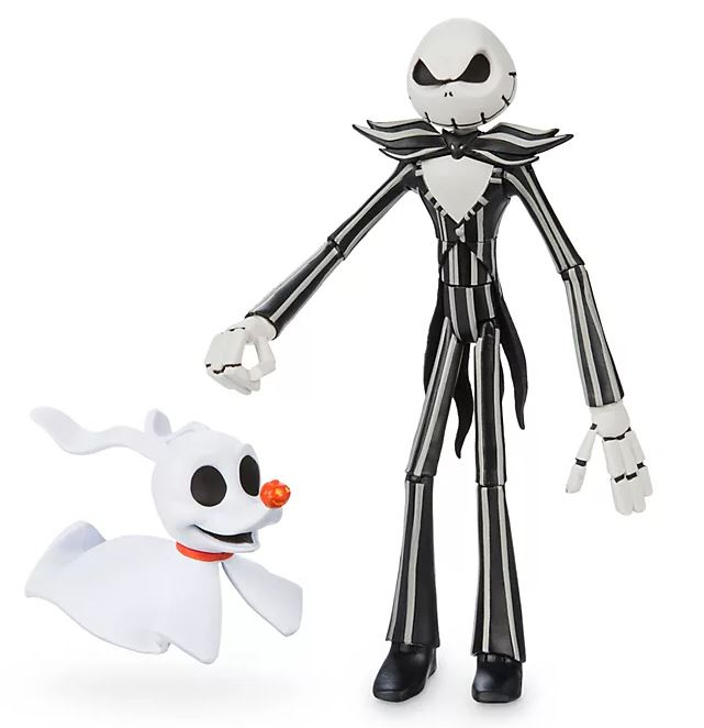 Action figure Nightmare Before Christmas Toybox: Jack Skeletron by Disney