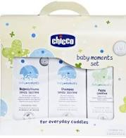 BABY MOMENTS SET BAGNO