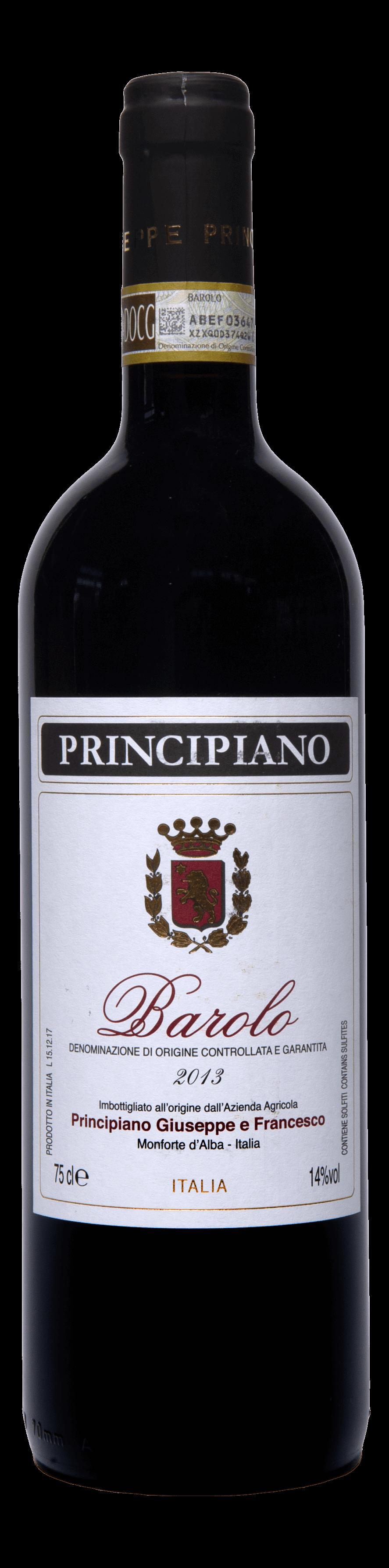 Barolo 2015 - Principiano 0,75 lt