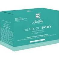 Bionike Defence Body Trattamento Cellulite Crema Gel Drenante Riducente 30 bustine
