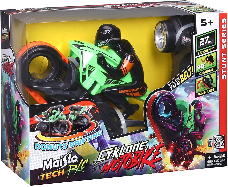 R/C MOTO CYKLONE MOTOBIKE 390828 GOLIATH