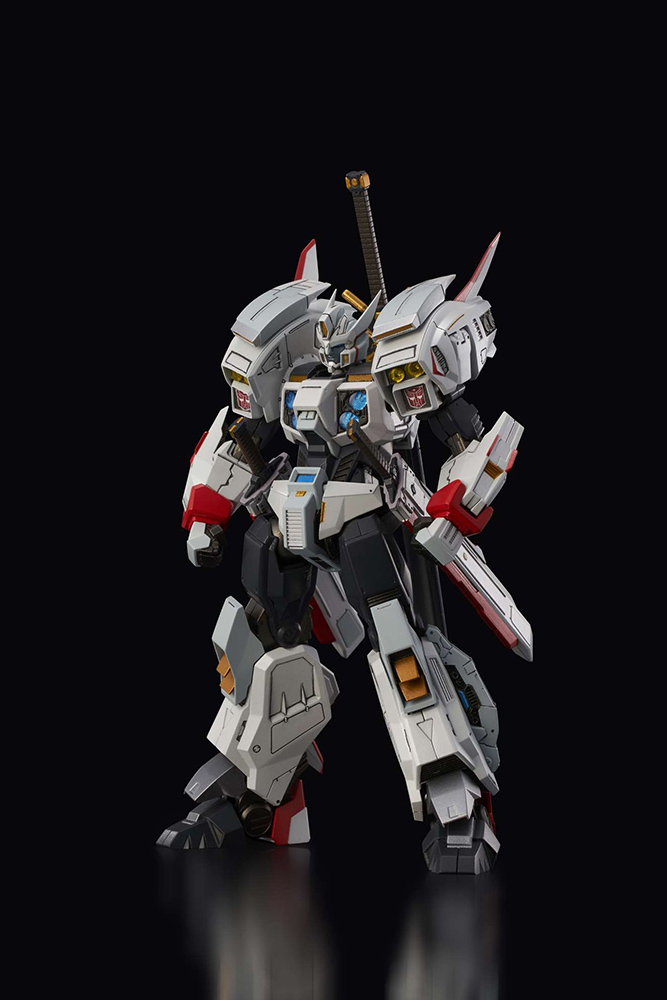 Model Kit Transformers: DRIFT by Flame Toys