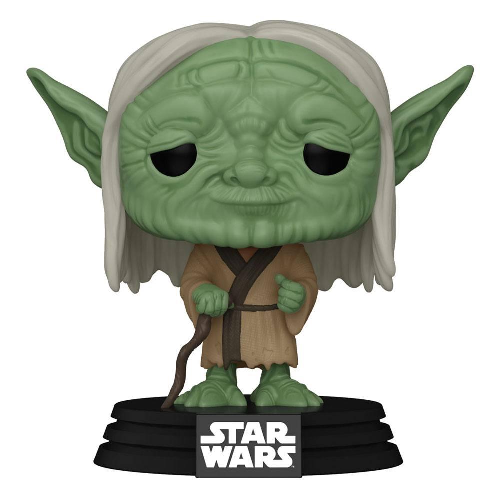 *PREORDER* Star Wars POP! Vinyl Figure: YODA by Funko