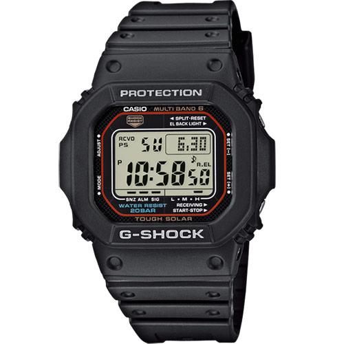 Orologio uomo Casio G-SHOCK GW-M5610-1ER, vendita on line | OROLOGERIA BRUNI Imperia