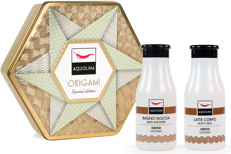 Aquolina Origami Shower gel e body lotion