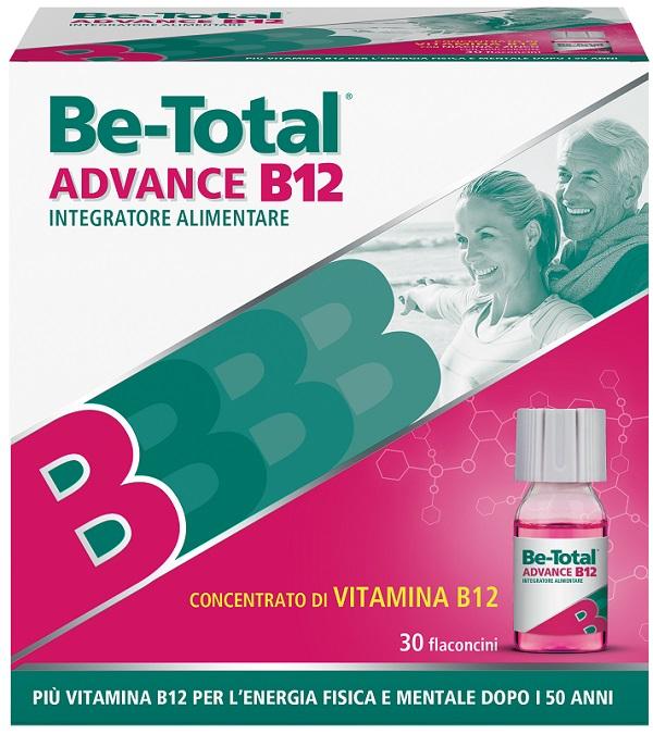 Be-total advance b12 30 flaconcini