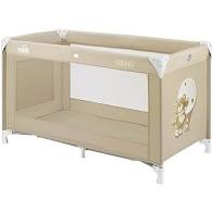 LETTINO PISOLINO COLORE ORSO RE BEIGE/240