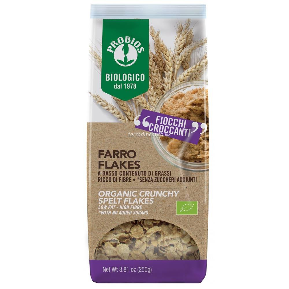 FARRO FLAKES   250g  PROBIOS