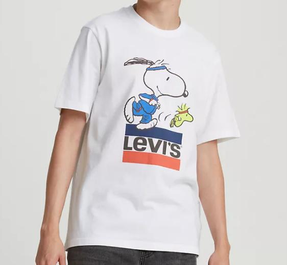 T-shirt uomo LEVI'S AUTHENTIC CREWNECK