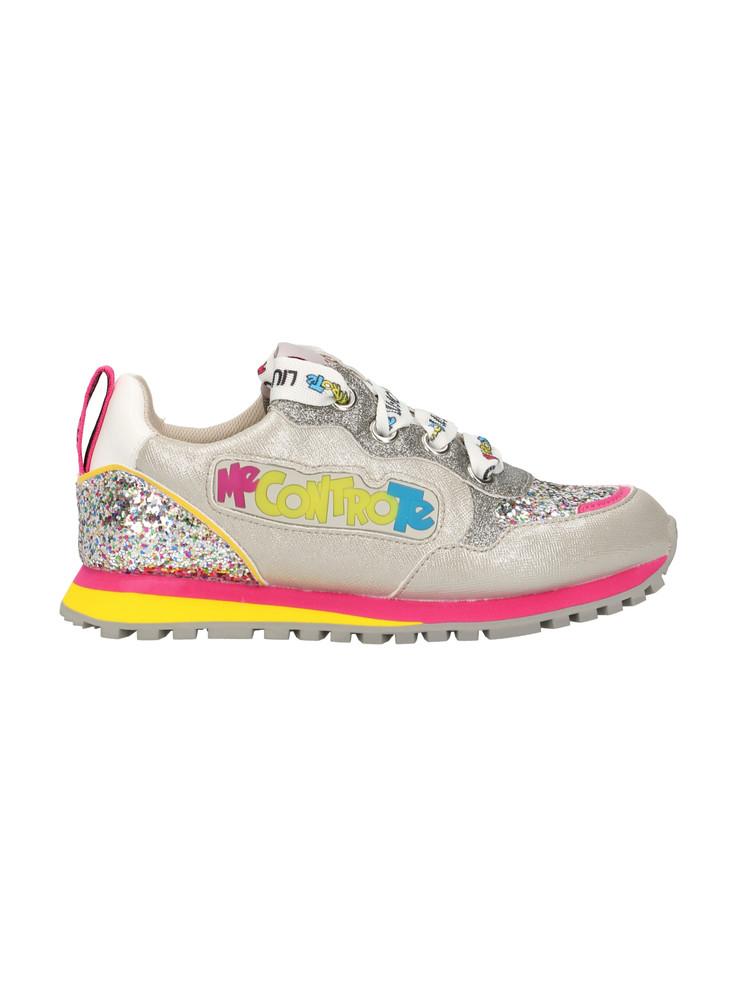 Sneakers LIU JO WONDER 10 ME CONTRO TE silver