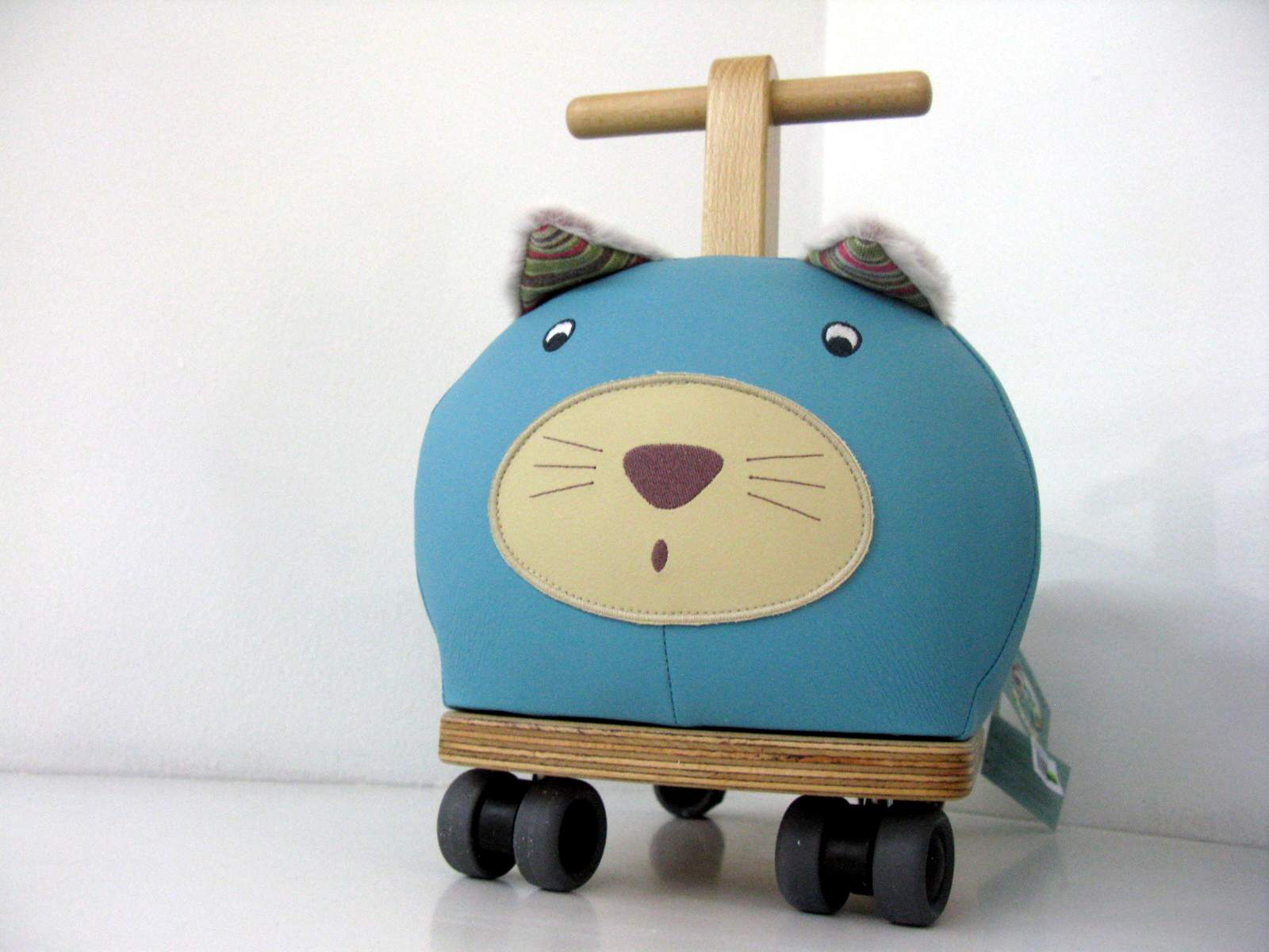 Gattino con ruote Moulin Roty