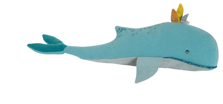 Cuscino Balena Josephine Moulin Roty