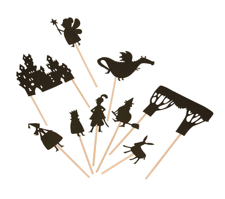 Il gioco delle ombre nel castello