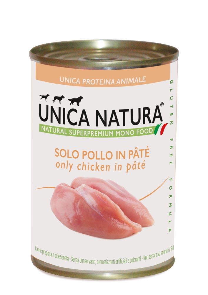 Solo Pollo in paté - UNICO MONO ALL BREED