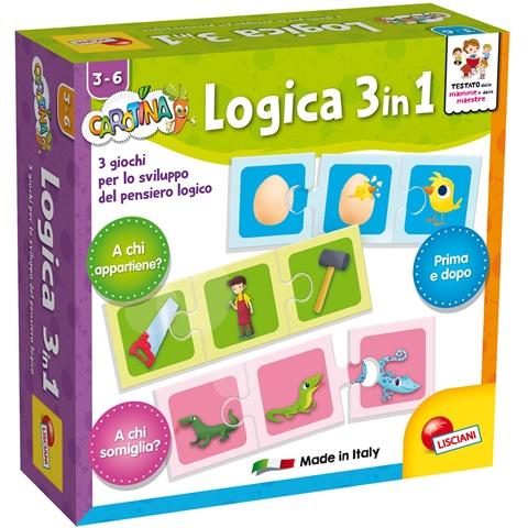 Logica 3 in 1