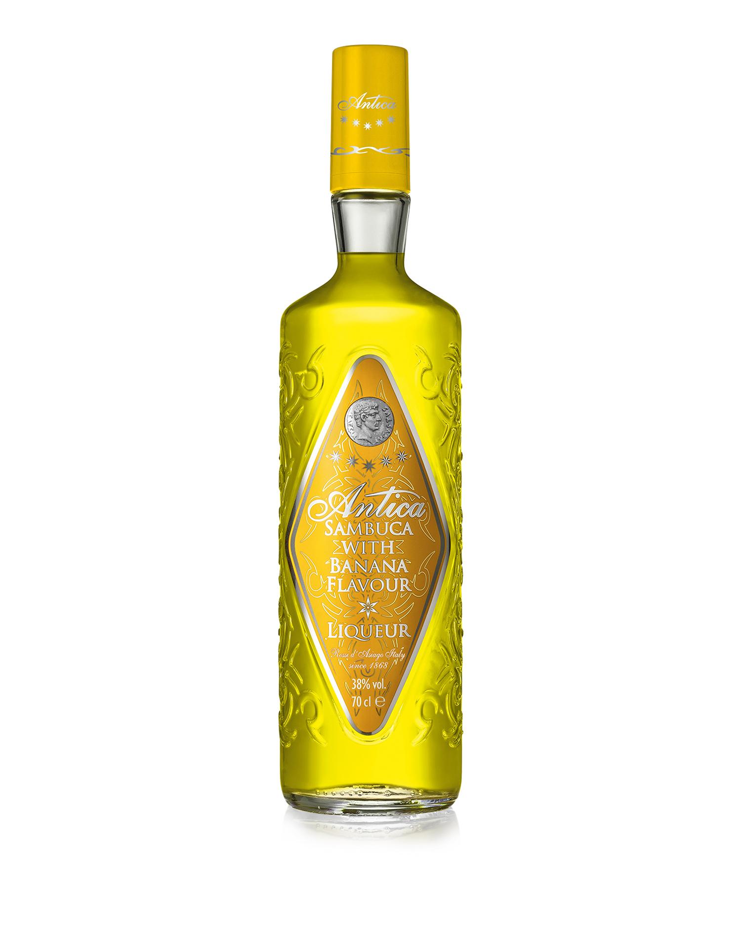 Antica Sambuca con Banana - Liquore
