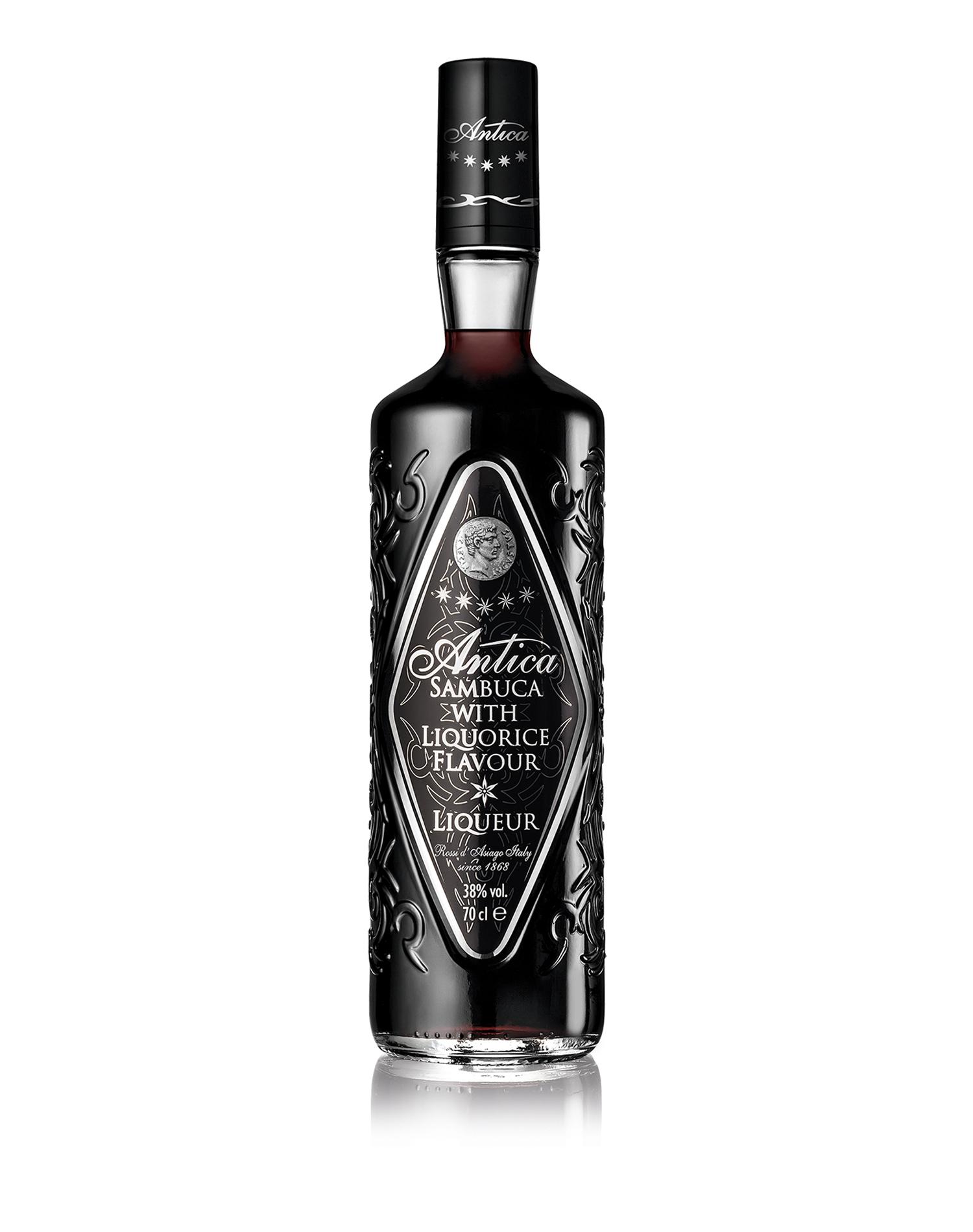 Antica Sambuca con Liquirizia - Liquore