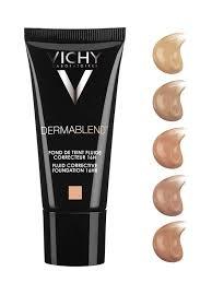 Vichy Demablend Fondo Tinta Fluido SPF 35 tutti i tipi di pelle