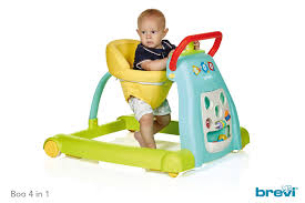 BOO 4 IN 1 ACTIVITY CENTER