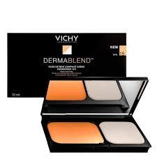 Vichy Dermablend Fondo Tinta Crema Compatto Correttore 12h