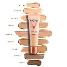 Vichy MinèralBlend Fondo Tinta Idratante