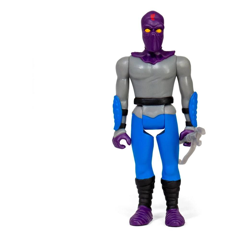 *PREORDER* Teenage Mutant Ninja Turtles ReAction Figure: FOOT SOLDIER by Super7