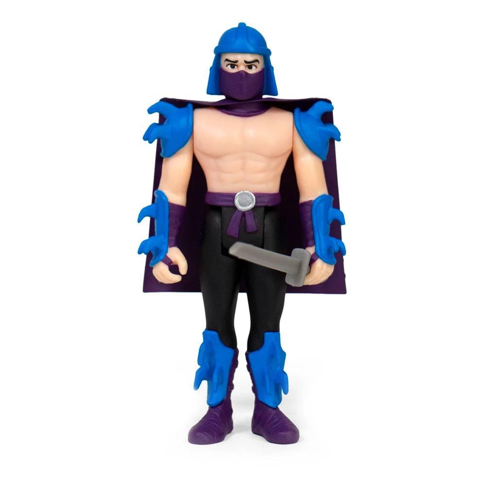 *PREORDER* Teenage Mutant Ninja Turtles ReAction Figure: SHREDDER by Super7
