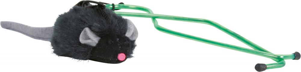 Trixie - Topo Squeaky per Stipiti Porte