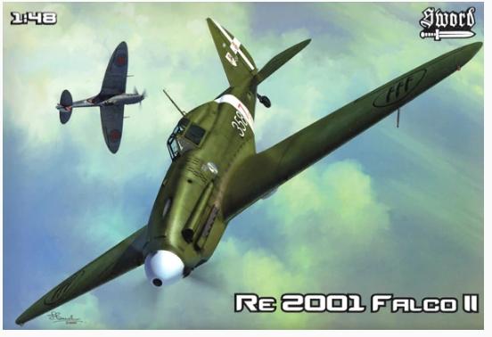 Reggiane Re 2001 Falco II