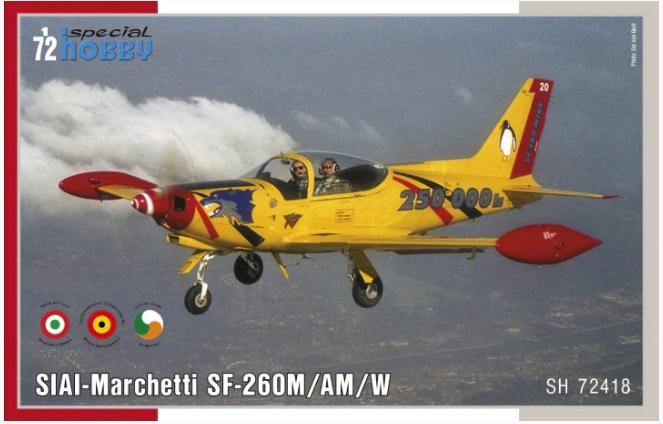 SIAI-Marchetti SF-260M/AM/W