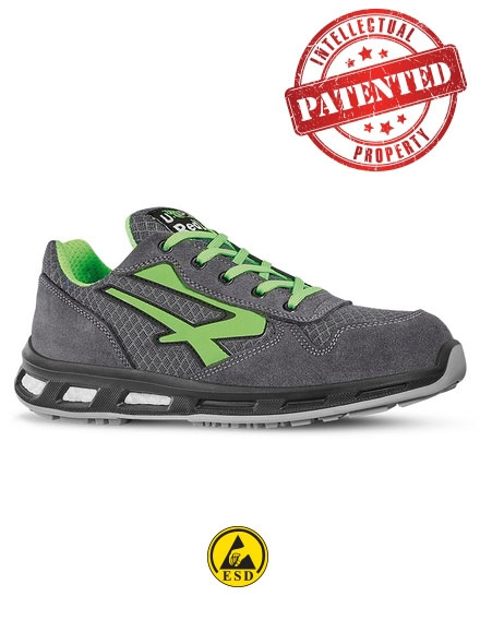 POINT S1P SRC ESD - SCARPE ANTINFORTUNISTICHE UPOWER