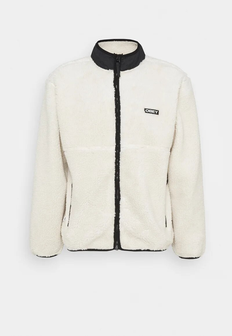 Giacca Obey Thief Sherpa