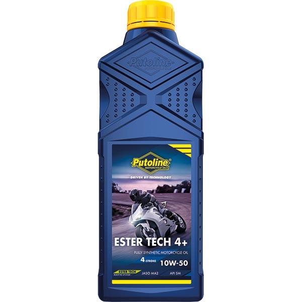Olio Sintetico Putoline Ester Tech 4+ 10w-50 1L