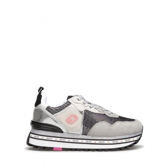 Sneakers MAXI WONDER 1 grey LIU JO