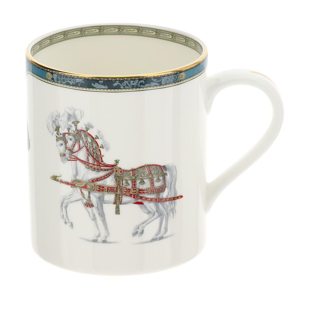 Tazza mug in porcellana New Bone China Hervit