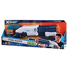 X-SHOT EXCEL VIGILANTE 12 DARDI