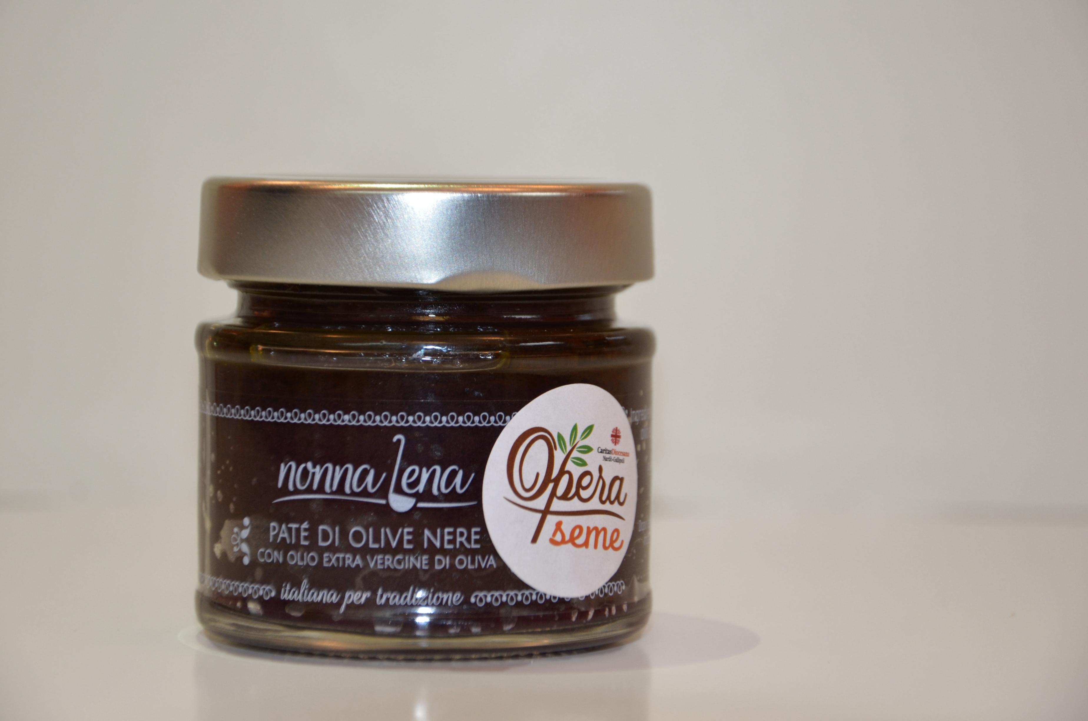 Patè di olive nere Nonna Lena